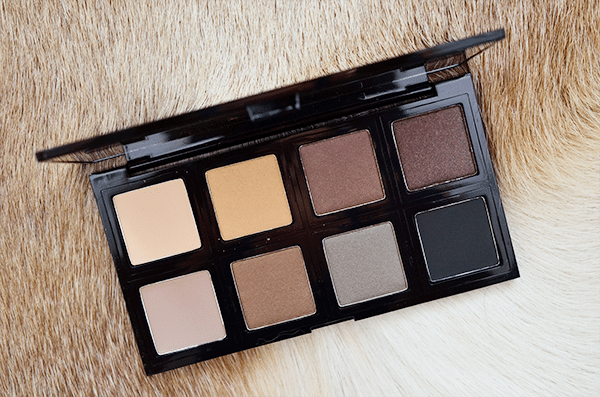 The Body Shop Down To Earth Eye Palette