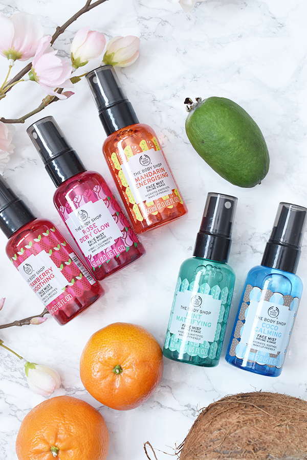 The Body Shop Fruit Face Mist