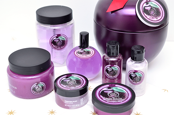The Body Shop Frosted Plum1