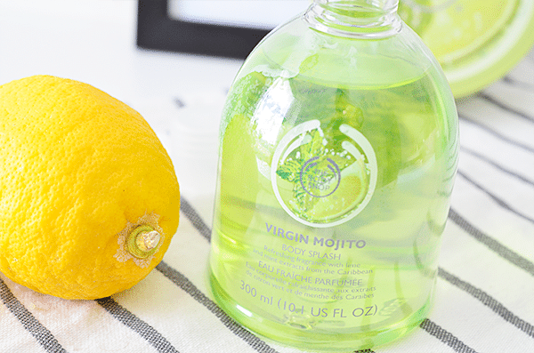 The Body Shop Fuji Green Tea & Virgin Mojito