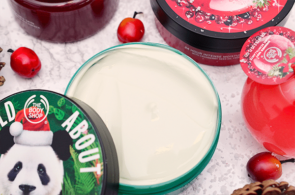 The Body Shop Frosted Berries + Personaliseer je Body Butter