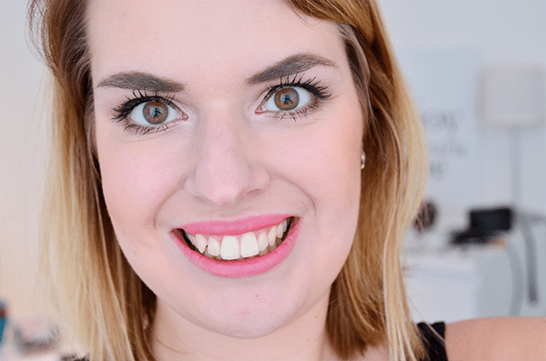 The Body Shop Matte Lipstick