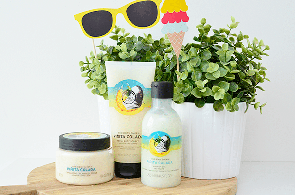 The Body Shop Pinita Colada Collectie