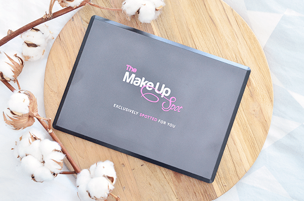 The Make Up Spot Spotted Beauty Palette