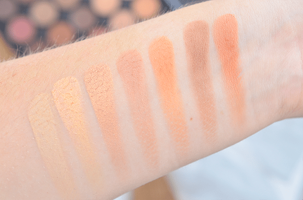 The Make Up Spot Spotted Beauty Palette