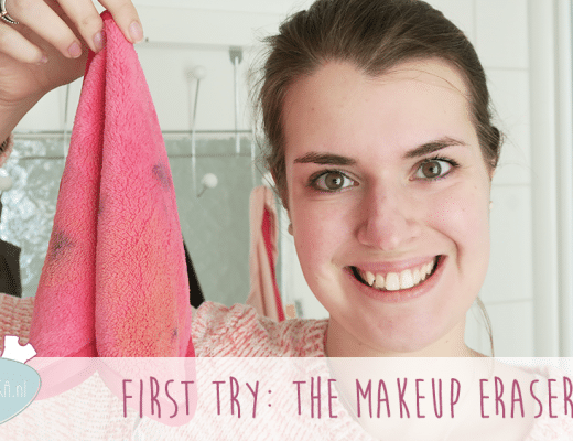 Frist Try: The Makeup Eraser