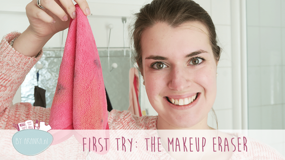 Frist Try: The Makeup Eraser