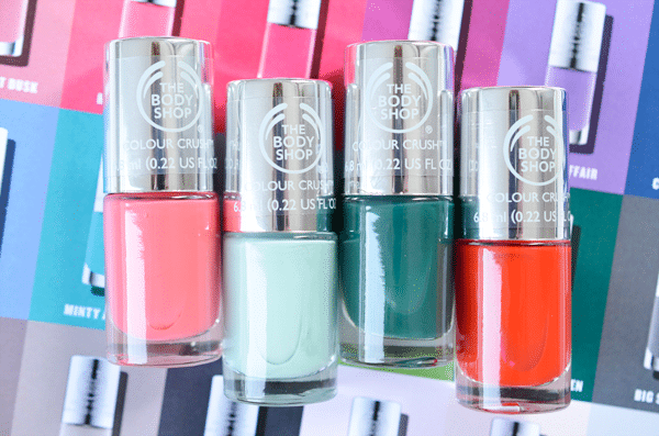 The Body Shop Colour Crush Nagellak