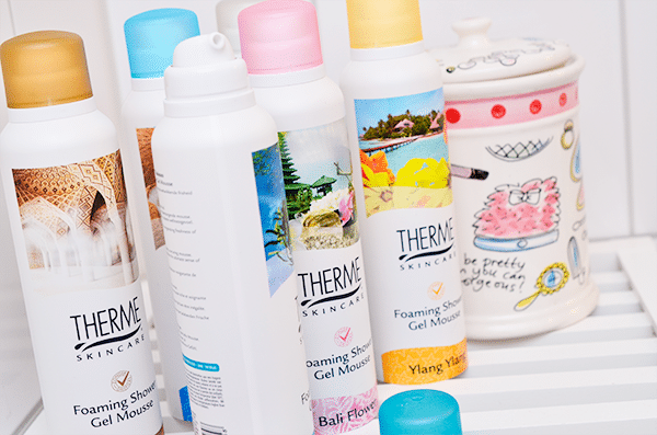Therme Foaming Shower Gel Mousse