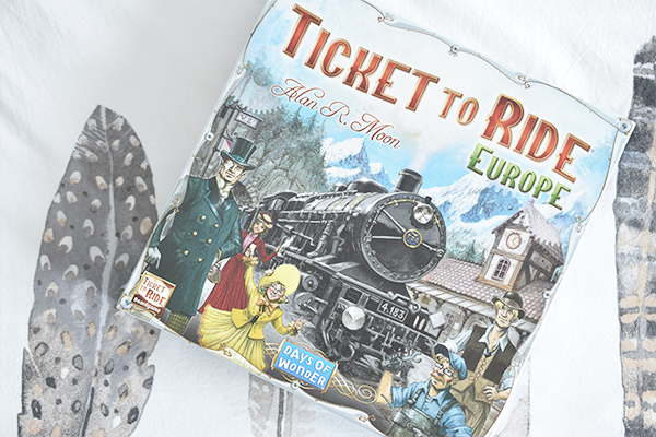 Let's Play: Ticket To Ride