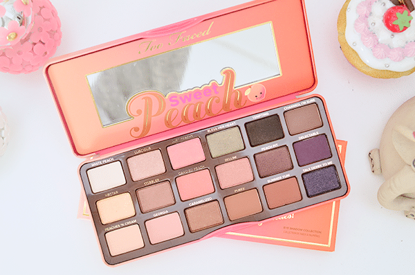 Too Faced Sweet Peach Palette5