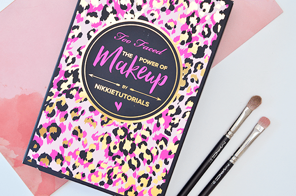 Too Faced The Power Of Makeup by Nikkietutorials