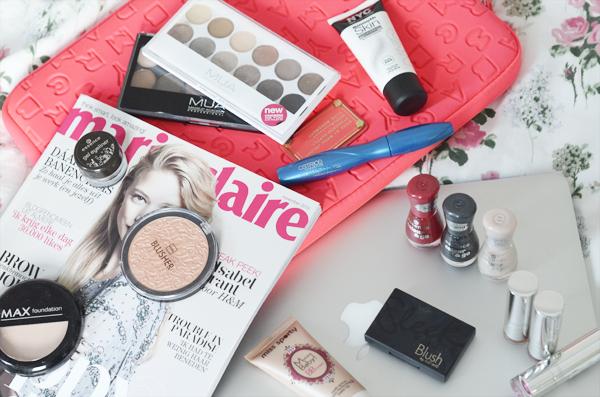Iets Nieuws Top 10 make-up producten onder de 10 euro | byAranka.nl &SF57