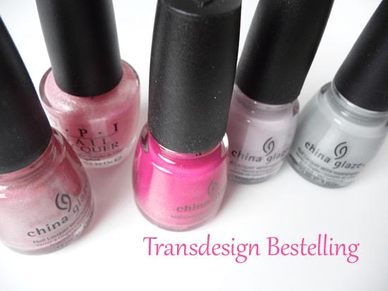 Transdesign Bestelling