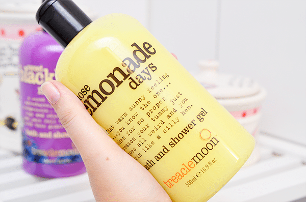 Treacle Moon Bath & Shower Gel – nieuwe geuren