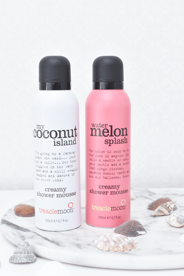 Treaclemoon Creamy Shower Mousse
