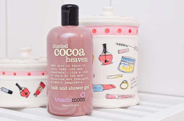 Treacle Moon Dusted Cocoa Heaven