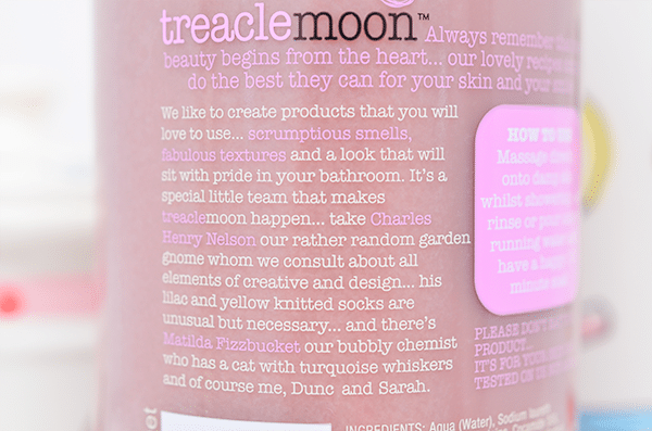 Treacle Moon Dusted Cocoa Heaven
