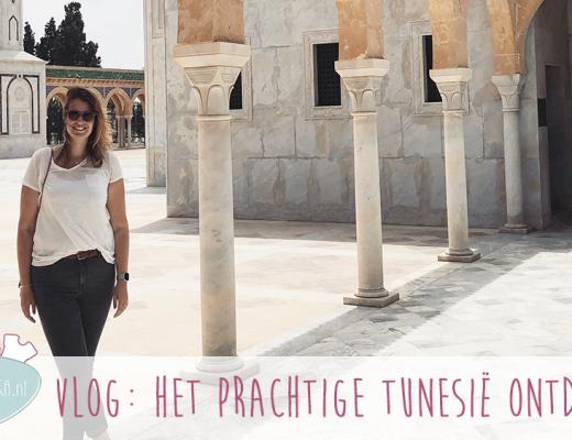 VLOG: Het prachtige Tunesië ontdekken