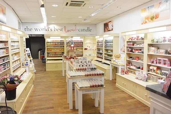 Binnenkijken bij de nieuwe US Candles Store