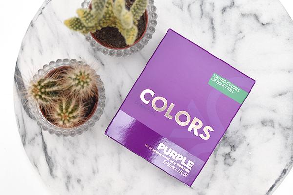 United Colors Of Benetton Colors Purple