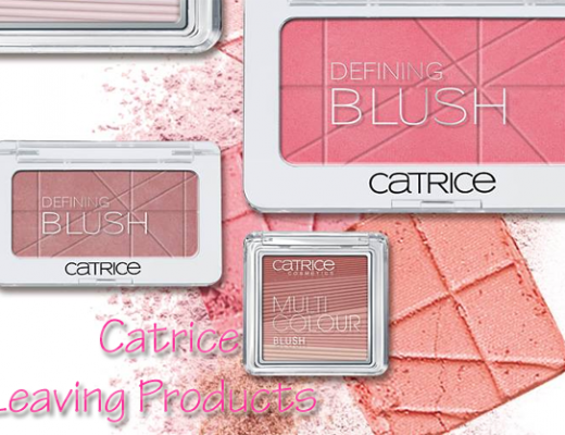 Catrice Leaving Products Voorjaar 2014