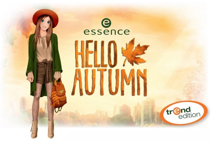 Preview: Essence Hello Autumn