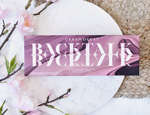 Urban Decay Backtalk Eye & Face Palette