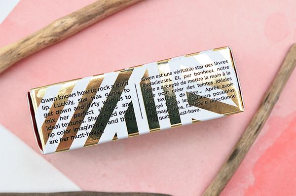 Urban Decay Gwen Stefani 714 Lipstick