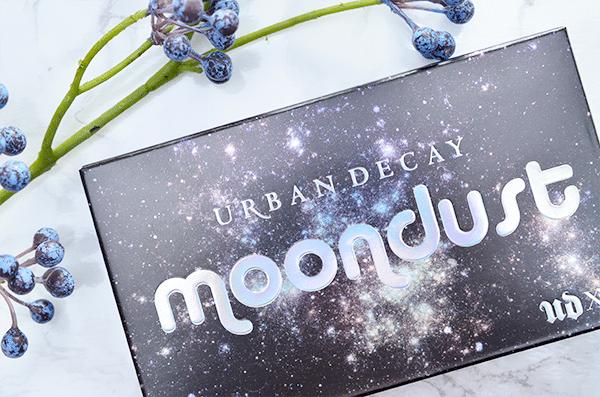 Urban Decay Moondust Palette