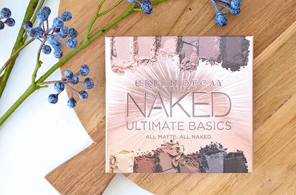 Urban Decay Naked Ultimate Basics Palette