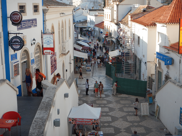 Hotspots in Albufeira en omstreken
