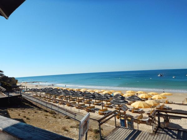 Vakantie foto's Albufeira