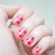 Hartjes nagels voor Valentijn