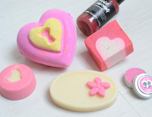 Lush Valentijnproducten 2014