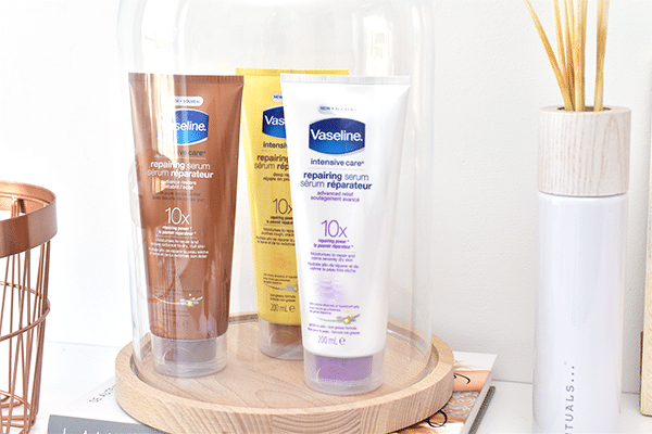 Vaseline Body Serums