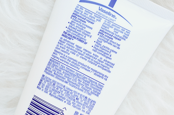 Vaseline Intensive Care Advanced Repair Vaseline Jelly Cream