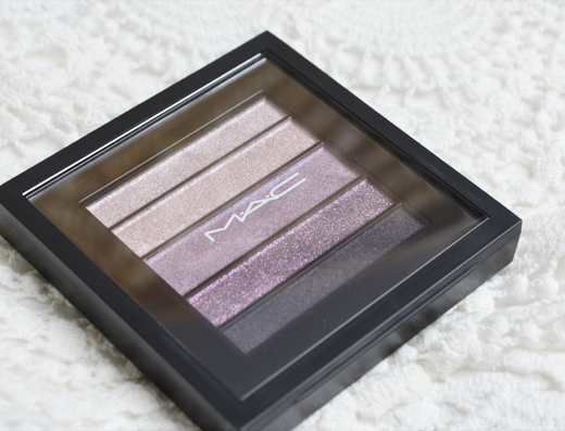 MAC Veluxe Pearl Fusion Shadow Pinkluxe