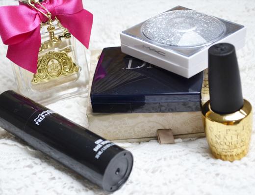Mijn vergeten en geliefde make-up producten