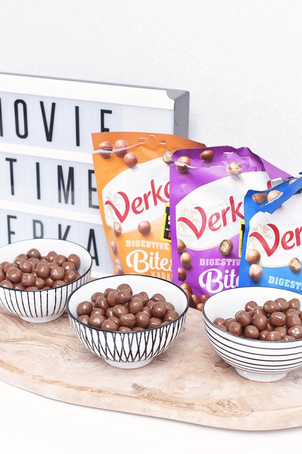 Lekkere snack: Verkade Digestive Bites