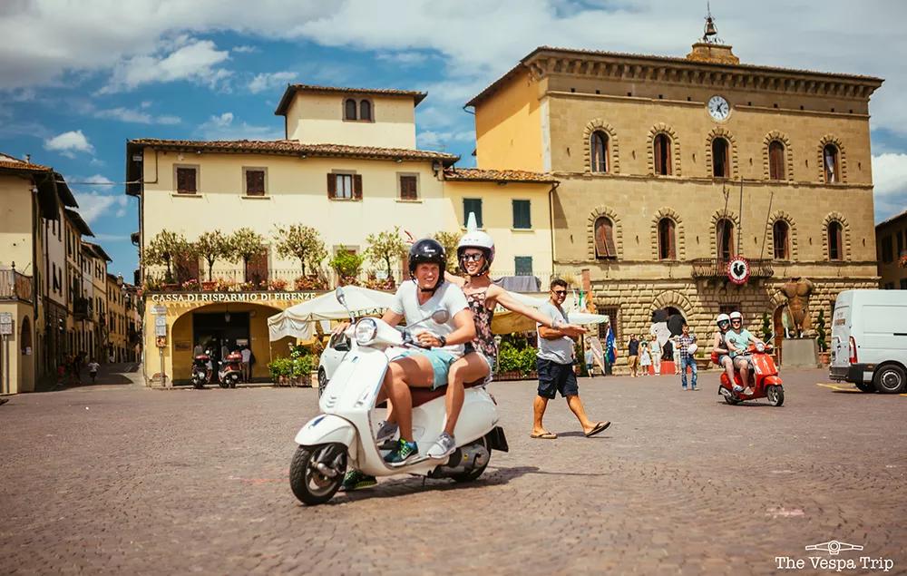 Vakantie inspiratie: ontdek Italië met de Vespa