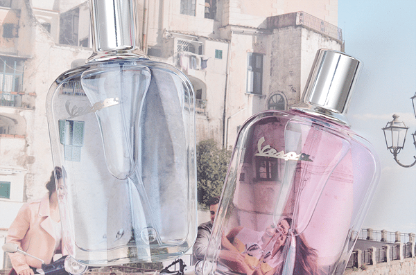 Vespa The Scent Of Freedom