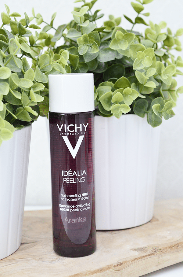 Vichy Idéalia Night Peeling Care