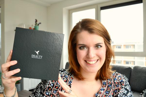 Unboxing: Eerste Deauty Box Nederland Maart