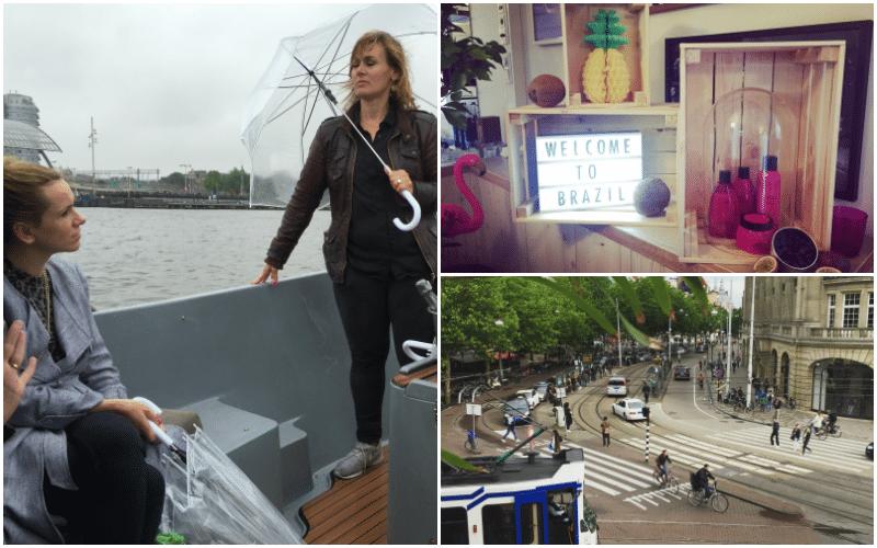 Vlog: Dagje Amsterdam met Unilever en Kruidvat