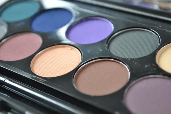 EOTD: Sleek V2 Darks palette