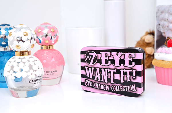 W7 Eye Want It! Eye Shadow Collection