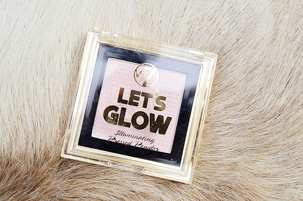 W7 Let's Glow Illuminating Pressed Powder