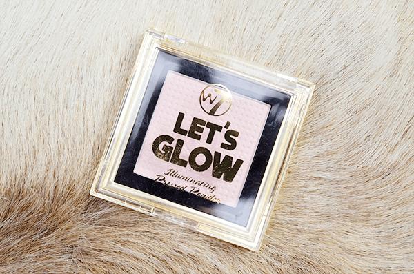 W7 Let's Glow Illuminating Pressed Powder