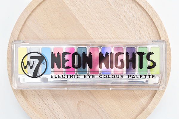 W7 Neon Nights Electric Eye Colour Palette